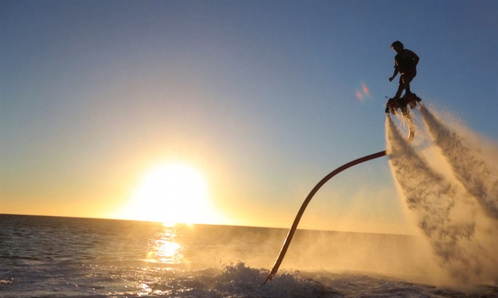 Miami Beach Flyboard - Miami Beach: Up to 61% Off flyboard rides at Miami Beach Flyboard