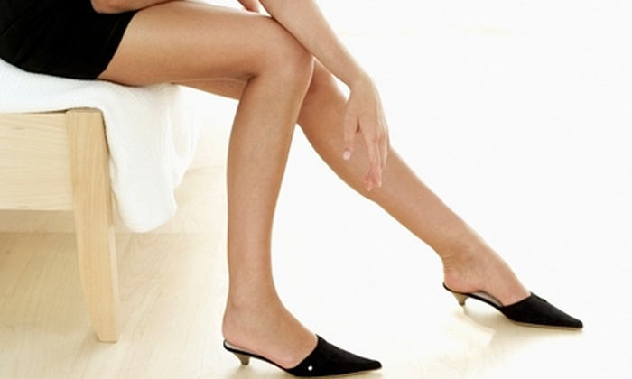 Blush & Glow Day Spa - Sunnyside: Six Laser Hair-Removal Treatments on a Small, Medium, or Large Area or Full Body at Blush & Glow Day Spa (Up to 88% Off)