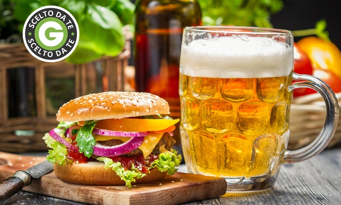 Officina Della Birra - Officina Della Birra: Menu di carne con birra media da 34,90 € all'Officina della Birra