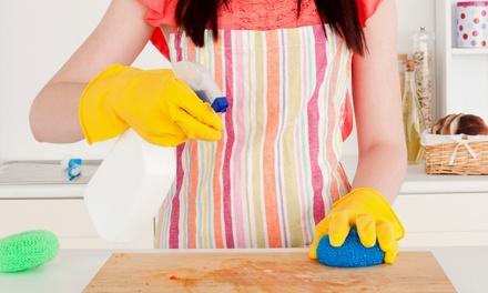 Two, Three, or Four Hours of Housecleaning with Two Specialists from Wichita Maid Service (50% Off)