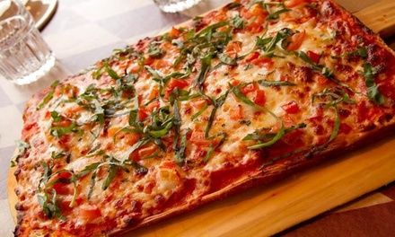 Italian Food at Osteria de Pizza Metro (Up to 45% Off). Four Options Available.