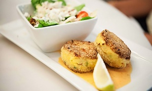 Bistro 72: CC$16 for CC$30 Worth of French Cuisine at Bistro 72