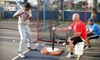 US Baseball Academy - San Pablo: $65 for Six-Week Session with Six Hours of Indoor Baseball Instruction at the U.S. Baseball Academy ($139 Value)