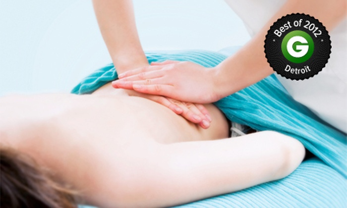 Rochester Hills Spine Care - Rochester: 60-Minute Massage with or without Chiropractic-Care Package at Rochester Hills Spine Care (Up to 86% Off)