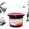 Meccano Junior Model-Building Bucket (150-Piece)
