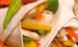 Spicy Tacos: $16 for $30 Worth of Mexican Food at Spicy Tacos