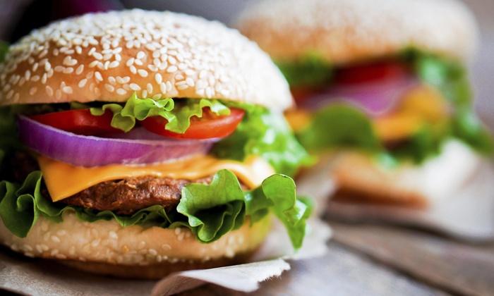 American Wildburger - Chicago - Goose Island: 10% off your total bill at American Wildburger - Chicago