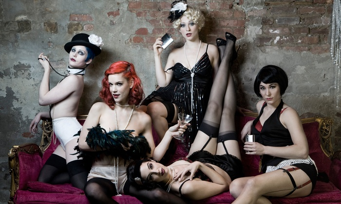 Boston Academy of Burlesque Education - Cambridge: Intro to Burlesque Course or Burlesque Party at Boston Academy of Burlesque Education (Up to 49% Off)