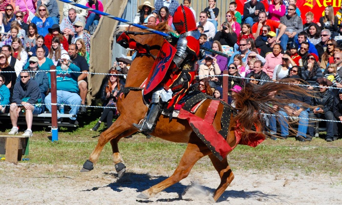 Florida Renaissance Festival - Deerfield Beach: $13 for Admission for One on March 15 and 16 Florida Renaissance Festival ($20 Value)