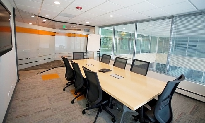 Office Evolution - Cherry Creek: $131 for a Complete Virtual Office Rental at Office Evolution ($249 Value)