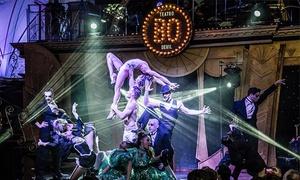 Teatro Bodevil: Entrada a espectáculo del Teatro Bodevil para dos personas con copas por 39,95 € y con cena por 79,95 €