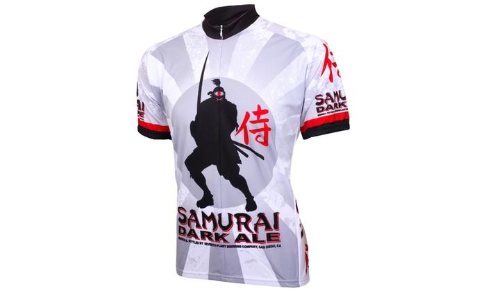 Men's Samurai Dark Ale Cycling Jersey