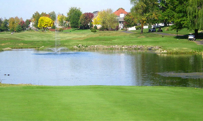 Indian Springs Golf Club - Louisville: 18 Holes of Golf for Two with Cart Rental at Indian Springs Golf Club (Up to 51% Off). Two Options Available.