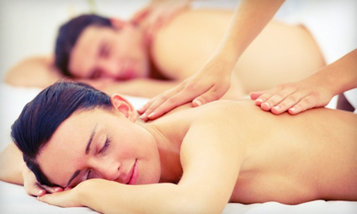 D2 Day Spa - Englewood: 60- or 75-Minute Swedish Massage or 75-Minute Couples Massage at D2 Day Spa in Englewood (Up to 59% Off)
