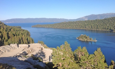 Stay at Heavenly Inn in South Lake Tahoe, CA. Dates into December.