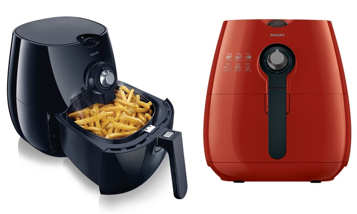 Philips AirFryer with Rapid Air Technology (Manufacturer Refurbished)