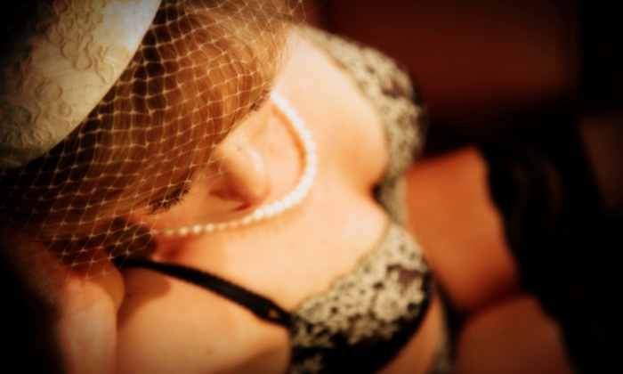 Mischievous Me - Grayslake: $55 for a 30-Minute Boudoir Photo Shoot with Mischievous Me (Up to a $110 Value)