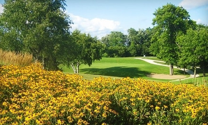 Kettle Moraine Golf Club - Dousman: $65 for Golf for Two with Cart and Range Balls at Kettle Moraine Golf Club (Up to $133 Value)