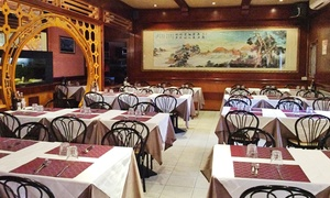 Ristorante Il Castello: Menu cinese con portate a scelta e vino al Ristorante Il Castello (sconto fino a 68%)