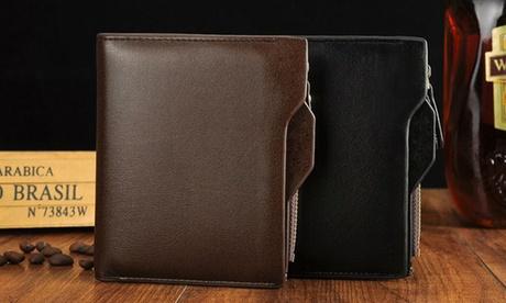 Smart wallet con porta carta di identità. Vari colori disponibili