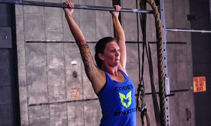 Crossfit Code 3 - Harbor Gateway South: $50 for $200 Worth of CrossFit — Code 3 Athletics