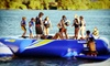 Gyro Beach Watersports - South Pandosy - K.L.O.: Two-Hour Inflatable-Water-Park Visit for One, Two, or Four at Gyro Beach Watersports (Up to 54% Off)