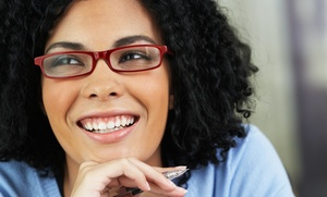 Vision Express at Macys: $19 for $260 Toward Prescription Eyeglasses or Sunglasses & Exam at Macy's Vision Express ($310 Value)
