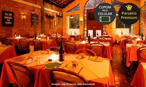 Dona Carmela Restaurante: Dona Carmela – Santana: jantar romântico com opção de vinho para 2 pessoas