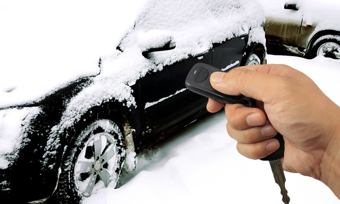 Louisville Detailing - Louisville: $119 for a Remote Car Starter With Installation at Louisville Detailing ($255 Value)