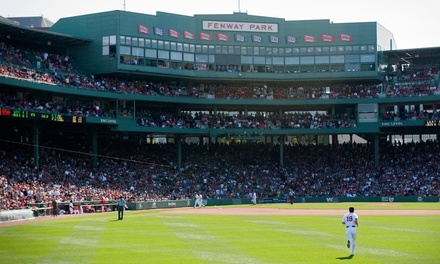 $350 for a Red Sox Game and VIP Experience at Fenway Park on August 15 or September 2 (Up to $500 Value)