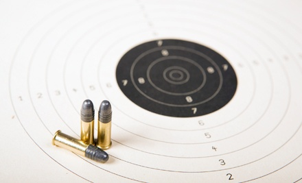 Shooting-Range Packages for One or Two at Midwest Carry Academy (Up to 51% Off). Four Options Available.