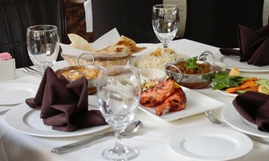 The Third Eye Restaurant & Sports Bar: Indian Food and Drinks for Two or Four or More at The Third Eye Restaurant & Sports Bar (Up to 42% Off)