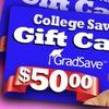 40% Off a GradSave College Fund Donation