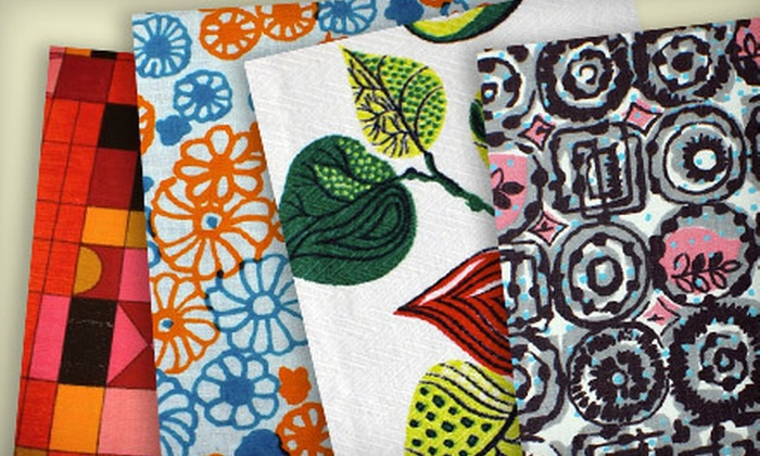 Urban Burp - Richmond: $20 for $40 Worth of Vintage Fabric at Urban Burp in Point Richmond