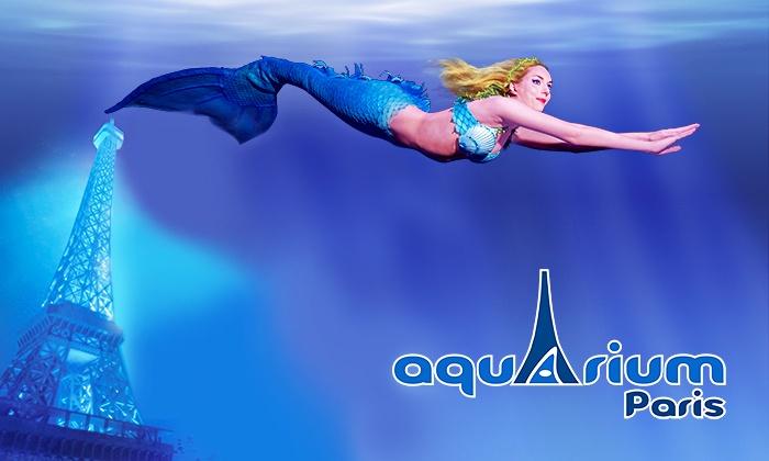 L 39 aquarium de paris en famille aquarium de paris 16 me for Aquarium de paris jardin du trocadero