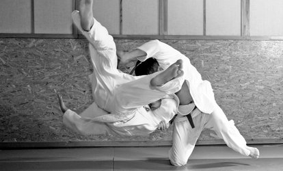 image for 10 Classes or One-Month Membership at Fort Worth Judo Club (Up to 65% Off)
