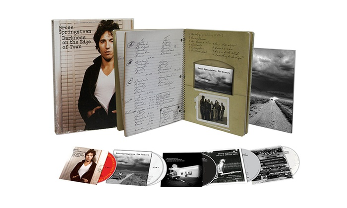 Bruce Springsteen Box Set: Bruce Springsteen's The Promise: The Darkness on The Edge of Town Story Box Set