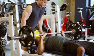 A.N.T. Fitness: Four Personal Training Sessions at A.N.T. Fitness (70% Off)