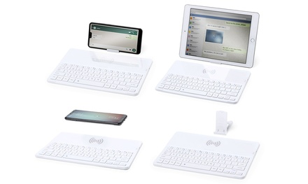 Teclado con conexión Bluetooth