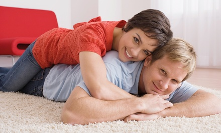 Carpet Cleaning for Three Rooms and a Hallway or Five Rooms from Conder Carpet Cleaning (Up to 60% Off)