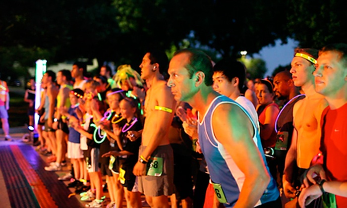 Firefly Run 5K - Central Industrial District: $25 for One Registration for the Firefly Run 5K on September 20 (Up to $50 Value)