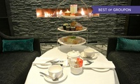 Afternoon Tea with Glass of Sparkling Wine for Up to Four at DoubleTree by Hilton London West End (Up to 27% Off)