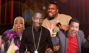 Twin Cities Laugh-A-Thon: Twin Cities Laugh-A-Thon ft. Luenell, Red Grant, Corey Holcomb, and Michael Blackson on Friday, November 6, at 8 p.m.