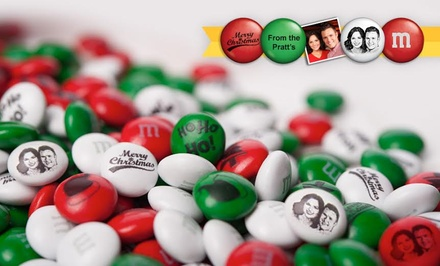 $15 for $30 Worth of Personalized M&M'S from MyMMs.com