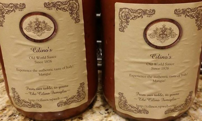 Cilino's - Inland Empire: $6 for $10 Worth of Seasonings and More — Cilino's