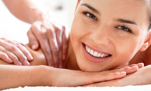 One-hour Or 90-minute Swedish Or Deep-tissue Massage At Courtney