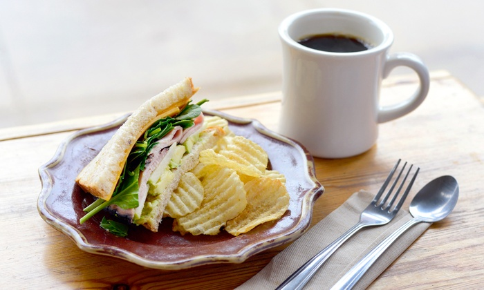 San Francisco Bakery and Cafe - Northwood Plaza: $17 for a Punch Card, Each Punch Worth $5 Toward Lunch/Dinner at San Francisco Bakery & Cafe (43% Value)
