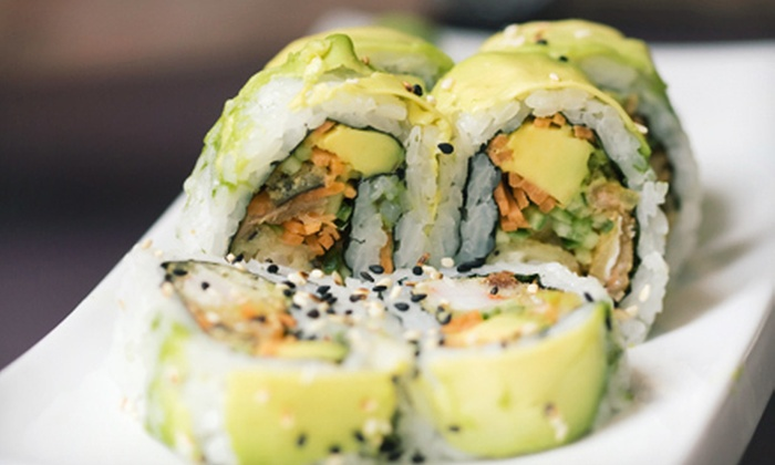 Red Bar Sushi - Short North: Sushi on Sunday–Thursday or Friday–Saturday at Red Bar Sushi (Half Off)