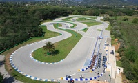 2 sessions de Kart 270cc de 10 min à 25 € chez Karting Loisirs de Grimaud