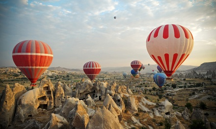 $129 for a One-Hour Sunrise Hot-Air Balloon Ride for One at Arizona Balloon Rides ($279.99 Value)